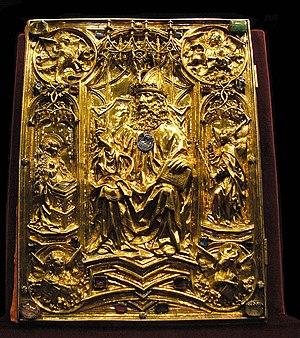 Imperial Regalia - Coronation Gospel (Krönungsevangeliar)
