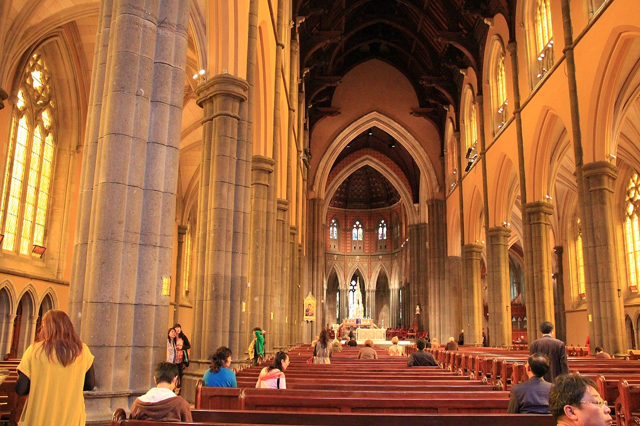 「st patrick's cathedral melbourne」の画像検索結果