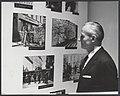 In het Waaggebouw waarin het Joods-Historisch Museum gevestigd is, is een tentoo, Bestanddeelnr 26038 055.jpg