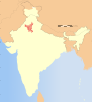 India Haryana locator map.svg