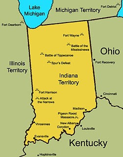 Indiana in the War of 1812