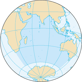 Nanyang (region) - The Indian Ocean - China's avenue for power projection