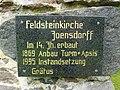 Infotafel an der Kirche in Jühnsdorf - panoramio.jpg