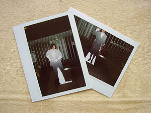 Instant film - Photographs made using instant film.