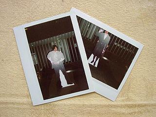 Instant film type of photographic film