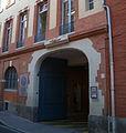 Institut Catholique de Toulouse, Rue de la Fonderie.jpg