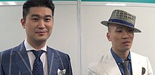 Interview with Dynamic Duo for Koreanews.fr at MIDEM festival 2014 5s.jpg