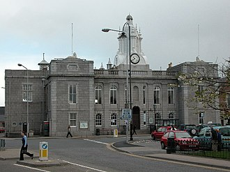 Inverurie - Image: Inverurie Town Hall