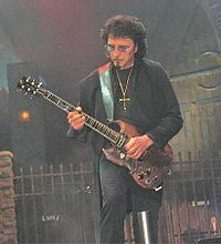 Iommi at the Forum