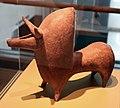 Iran, periodo neo-elamita, rhyton a forma di toro-zebu, 1000-800 ac ca.jpg