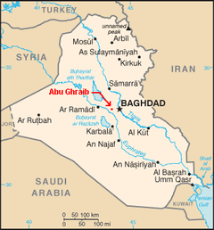 Iraq map Abu Ghraib.png