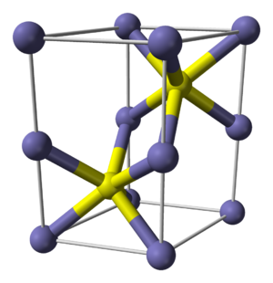 Pyrrhotite - NiAs structure of basic pyrrhotite-1C