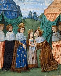 Изабелла валуа королева англии