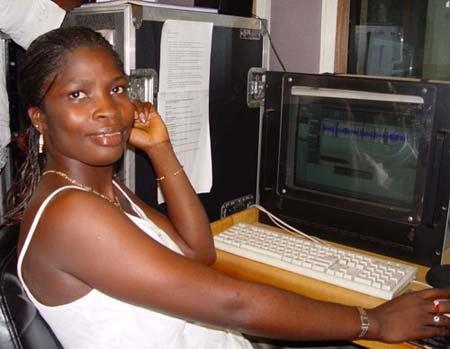Isata Mahoi radio editor and actress