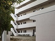 Isokon Building Hampstead 2005