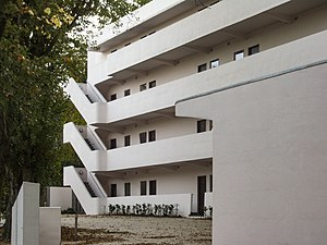 Isokon building - The Isokon building