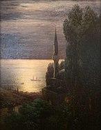 Ivan Aivazovsky Trebizond 1887