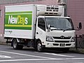 JR East Logistics Dutro Wide Cab (2nd) with NewDays Logo.jpg