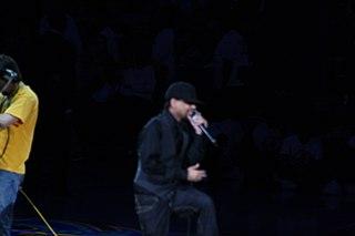 J. Holiday American musician