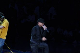J. Holiday - J. Holiday performing in New Orleans in 2009.