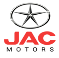 JAC Motors logo used in its line of trucks and buses.