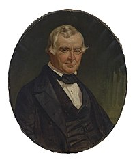 Portrait of Dr. Charles G. McLean