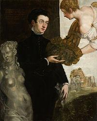 Jacopo Tintoretto - Portret van Ottavio Strada.jpg