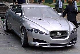 Jaguar XF Wikipdia