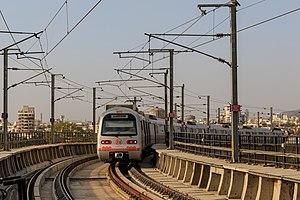 Jaipur 03-2016 34 Jaipur Metro