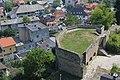 Jajce – City walls.jpg