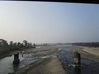 Jalpaiguri district - Jaldhaka River