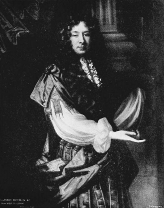 James Houblon - Sir James Houblon: a portrait attributed to Willem Wissing.