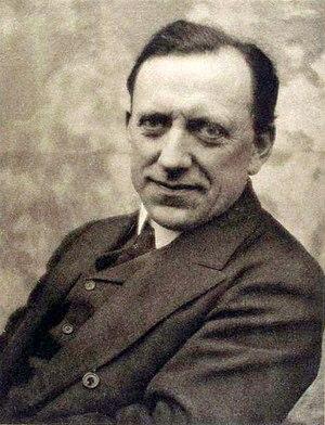 James Louis Garvin - James Louis Garvin in 1913