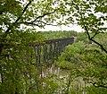 James River Trestle from Riverside Park - Lynchburg, VA (5655259785) cropped.jpg