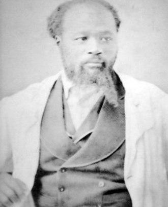 Inanda Seminary School - Rev. James Dube
