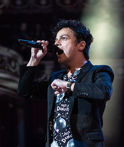 Picture of a band or musician: Jamie Cullum
