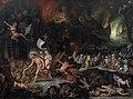 Jan Brueghel & Hans Rottenhammer - Christus in het voorgeborchteFXD.jpg