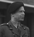 Jan Gualthérie van Weezel (1905-1982) als commandant Korps Commandotroepen te Roosendaal.png