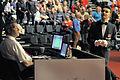 Jan Verhaas and Marcel Eckardt at Snooker German Masters (Martin Rulsch) 2014-02-01 01.jpg
