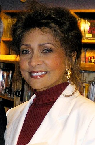Janet Langhart - Janet Langhart in New York City, 2006