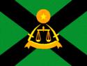 Flag of Jaora
