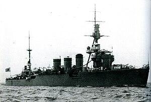 Japanese cruiser Kitakami - Wikipedia