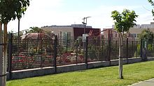 Jard n bot nico wikipedia la enciclopedia libre for Jardin botanico albacete