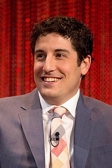Jason Biggs - the cool, cute,  actor  with American roots in 2019