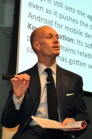 Jason Pontin - Jason Pontin, Chairman of the MIT Enterprise Forum and former editor in chief and publisher of MIT Technology Review.