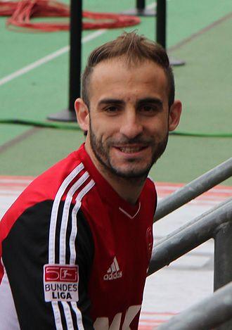 Javier Pinola - Pinola in 2013