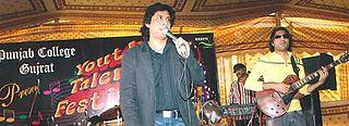 Jawad Ahmad Pakistani musician