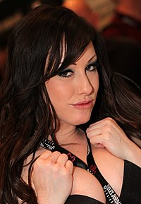 Jennifer White 2013 AVN Expo Las Vegas