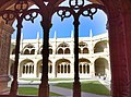 Jeronimos Monastery Cloisters, Belem, Portugal - panoramio.jpg