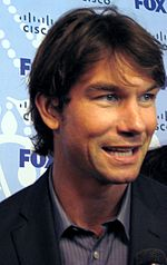 Photo de l'acteur Jerry O'connell, en 2008.